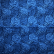 Blue Spirals Pattern