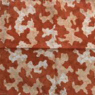 Camo Orange Pattern